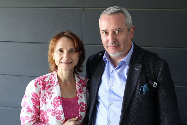 Dr. Antoni Castelló y Mº Teresa Pascual Sufrate