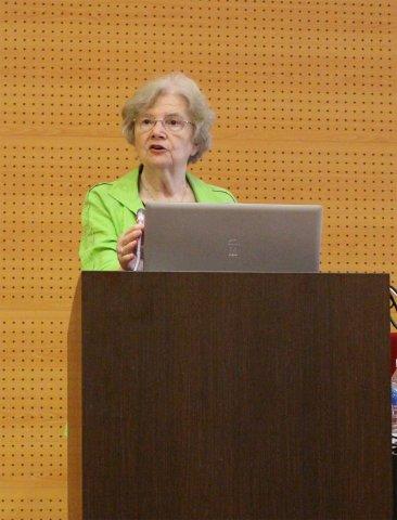 Dra. Joyce VanTassel Baska 3