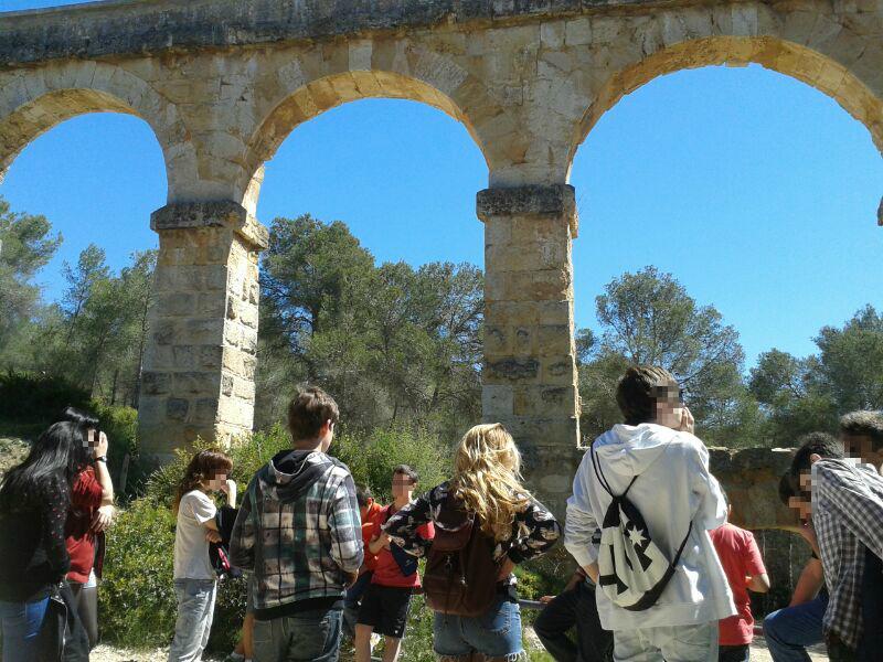 Excursión Tarragona 1